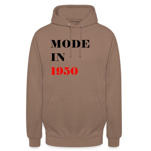 MODE IN 150 - Unisex Hoodie