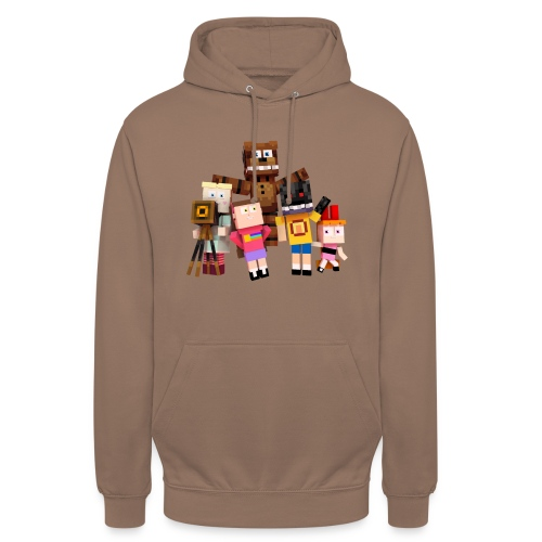 Withered Bonnie Productions - Meet The Gang - Unisex Hoodie