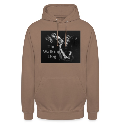 The Walking Dog - Unisex Hoodie