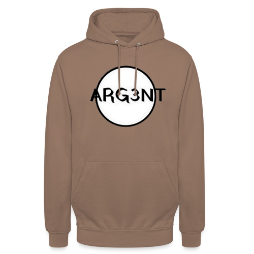 ARG3NT - Sweat-shirt à capuche unisexe