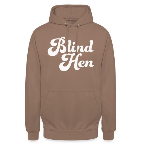 Blind Hen - Bum bag, black - Unisex Hoodie