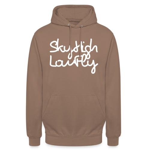 SkyHighLowFly - Bella Women's Sweater - White - Unisex Hoodie