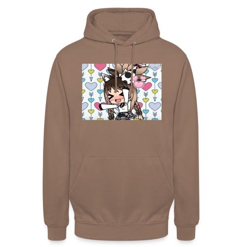 Urodzinowa Yuki! - Bluza z kapturem typu unisex