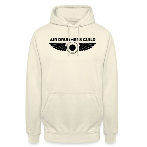 ADG Drum'n'Wings Emblem - Unisex Hoodie