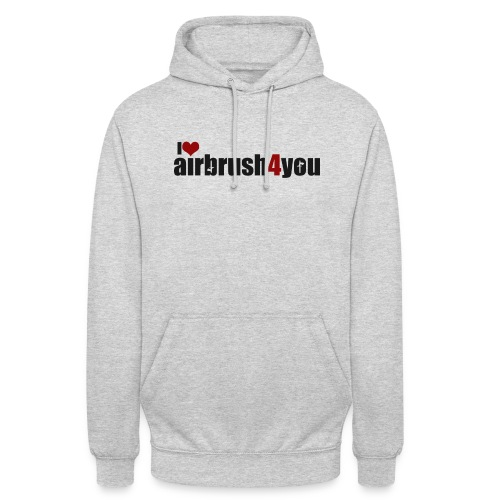 I Love airbrush4you - Unisex Hoodie