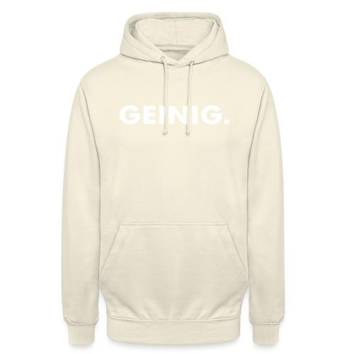 GEINIG. - Hoodie unisex