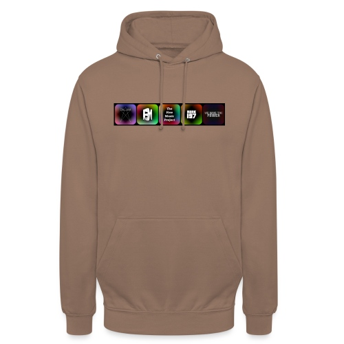 5 Logos - Unisex Hoodie
