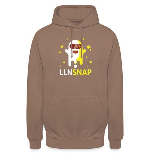 Fantôme astronaute (LLNsnap) - Sweat-shirt à capuche unisexe