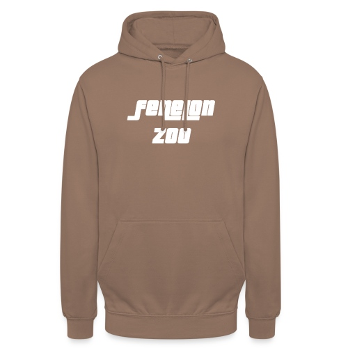 Fenelon Zoo - Sweat-shirt à capuche unisexe