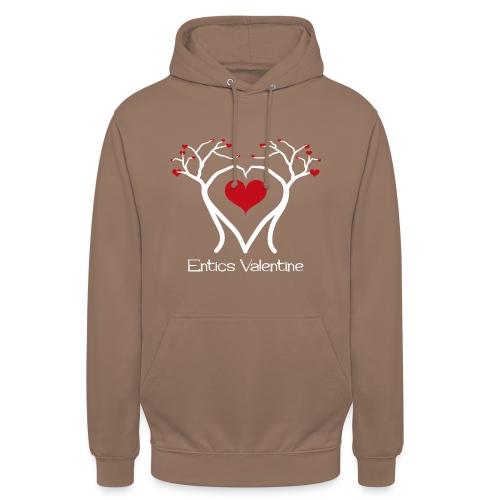 Saint Valentin des Ents - Sweat-shirt à capuche unisexe