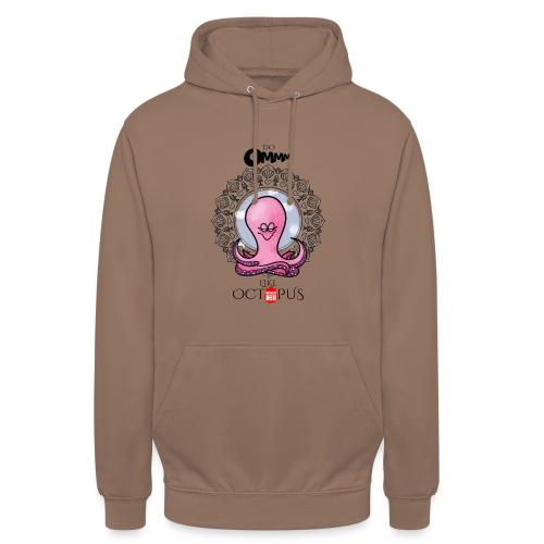 octopus meditation - Unisex Hoodie