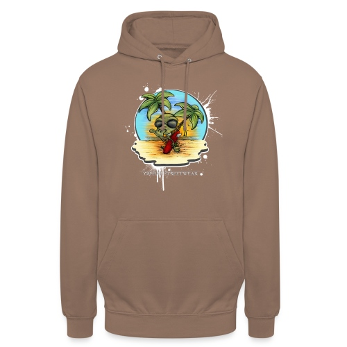 Let's have a surf back home! - Unisex Hoodie