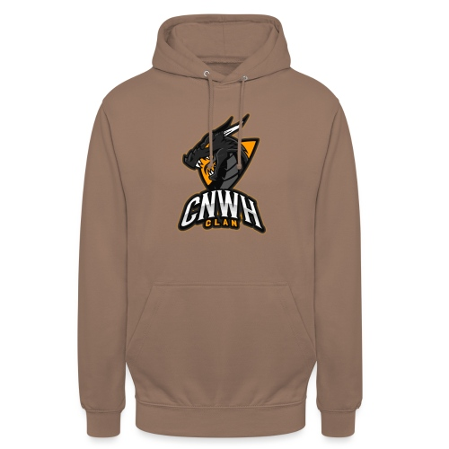 CnWh Clan Merch - Luvtröja unisex