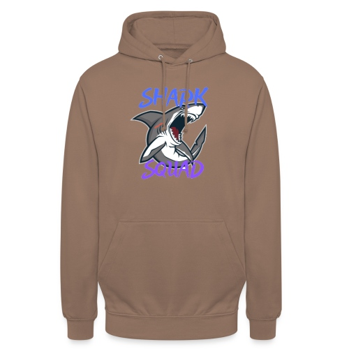 Shark Squad - PowerMEGAL0D0N - Sweat-shirt à capuche unisexe