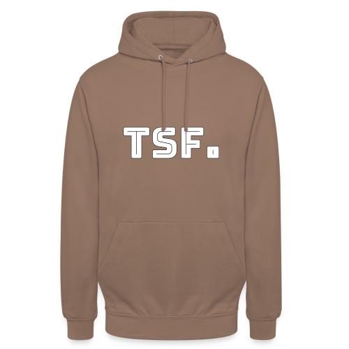 TSF - Sweat-shirt à capuche unisexe