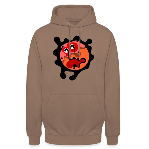 scary cartoon - Hoodie unisex