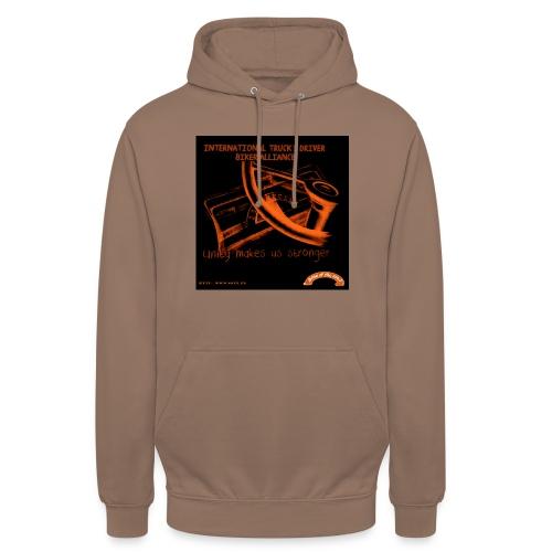 Unity - Sweat-shirt à capuche unisexe