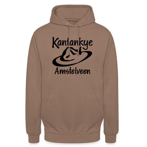logo naam hoed amstelveen - Hoodie unisex