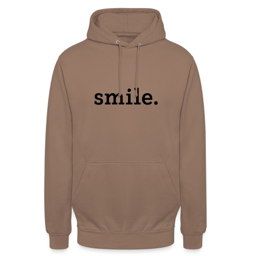 """smile. - Huppari """"unisex"""""""
