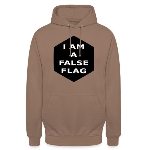 I am a false flag - Unisex Hoodie