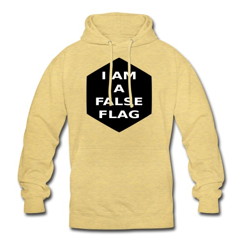 I am a false flag - Unisex Hoodie