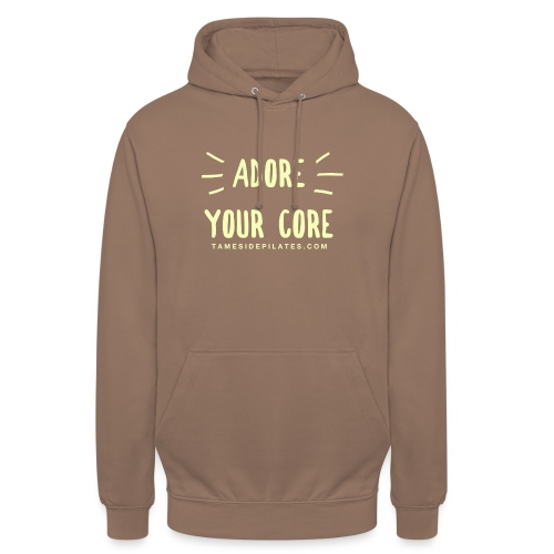 Adore Your Core - Unisex Hoodie