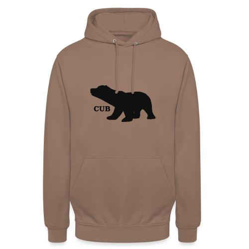 Bear Cub - Unisex Hoodie