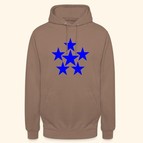 5 STAR blau - Unisex Hoodie