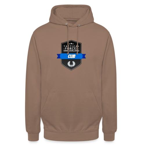 TFS Bannière - Sweat-shirt à capuche unisexe