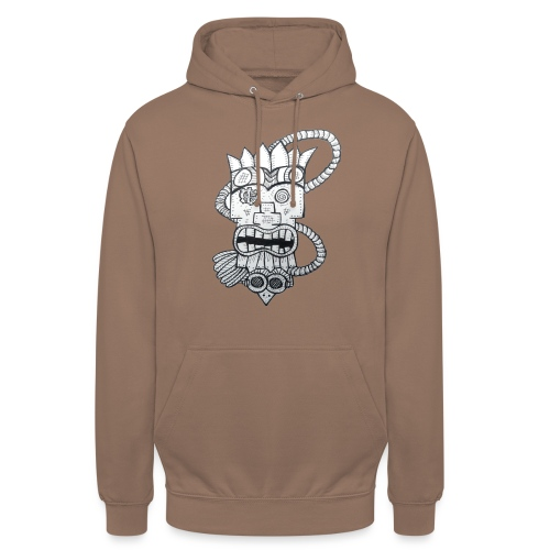 SteamTiki - Sweat-shirt à capuche unisexe