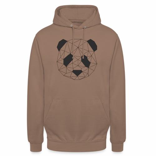panda - Sweat-shirt à capuche unisexe