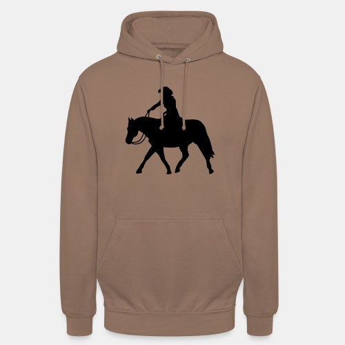 Ranch Riding extendet Trot - Unisex Hoodie