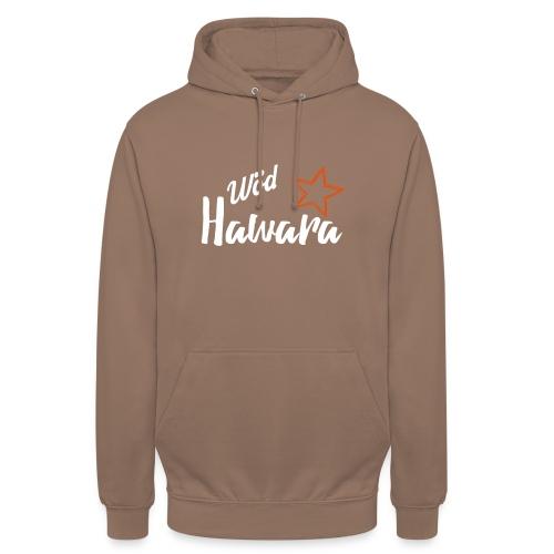 Vorschau: Wöd Hawara - Unisex Hoodie