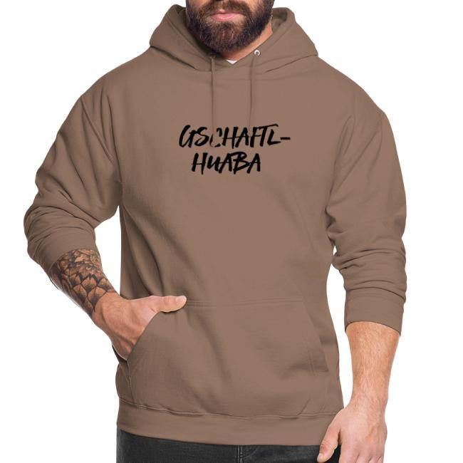 Vorschau: Gschaftlhuaba - Unisex Hoodie