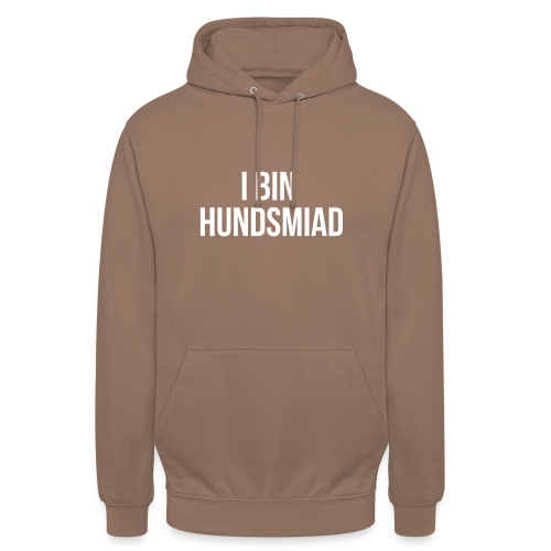 Vorschau: I bin hundsmiad - Unisex Hoodie