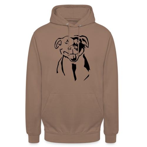 "Staffordshire Bull Terrier - Huppari ""unisex"""