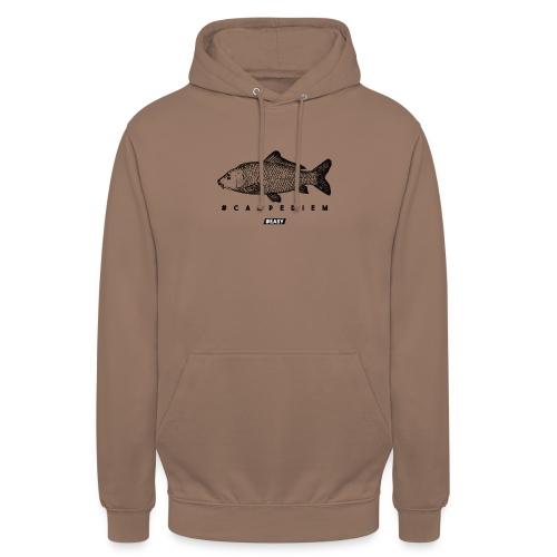 #EASY Carpe Diem T-Shirt - Felpa con cappuccio unisex