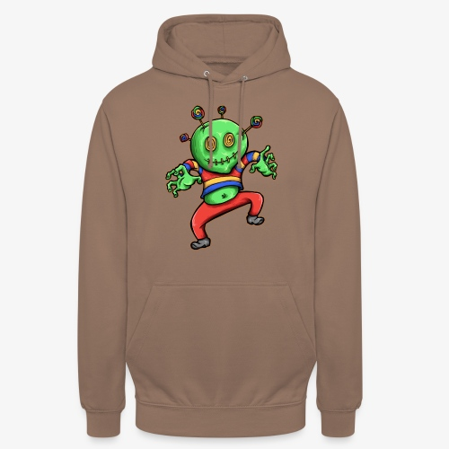 Candy Boy - Sweat-shirt à capuche unisexe