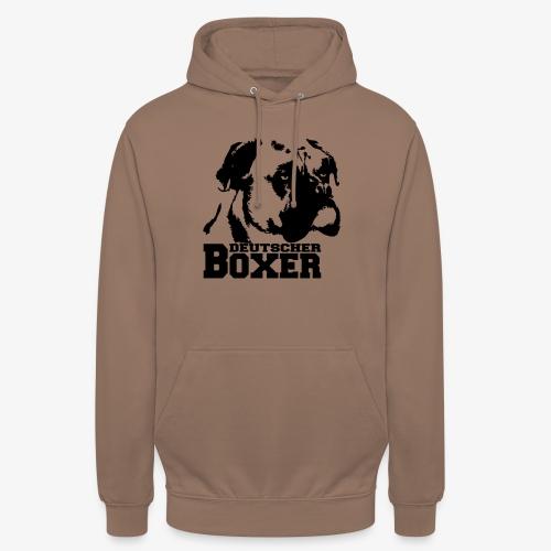 Deutscher Boxer - Unisex Hoodie