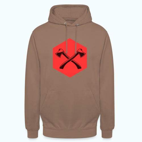 Hipster ax - Unisex Hoodie