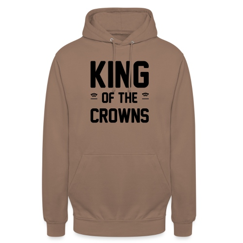 King of the crowns - Hoodie unisex