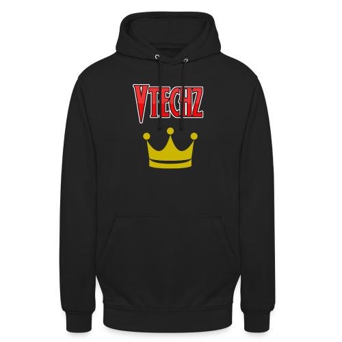 Vtechz King - Unisex Hoodie