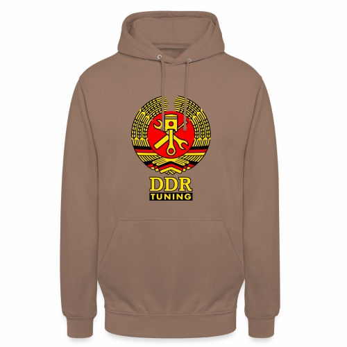 DDR Tuning Coat of Arms 3c - Unisex Hoodie