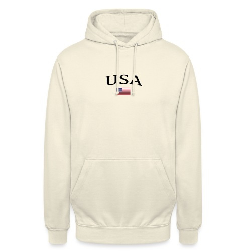 USA, America, Usamade, Trinidad, Laconte, American - Unisex Hoodie
