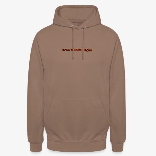GCV - Sweat-shirt à capuche unisexe