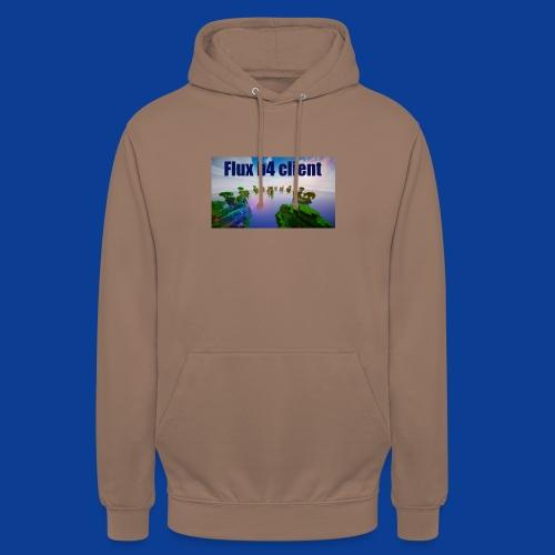 Flux b4 client Shirt - Unisex Hoodie