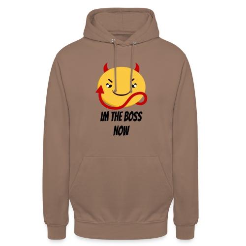 Im The Boss Now - Unisex Hoodie