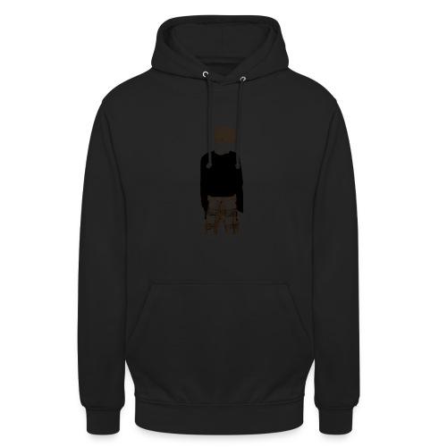 LT silhouette print - Unisex Hoodie