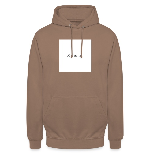 Fly High Design - Unisex Hoodie