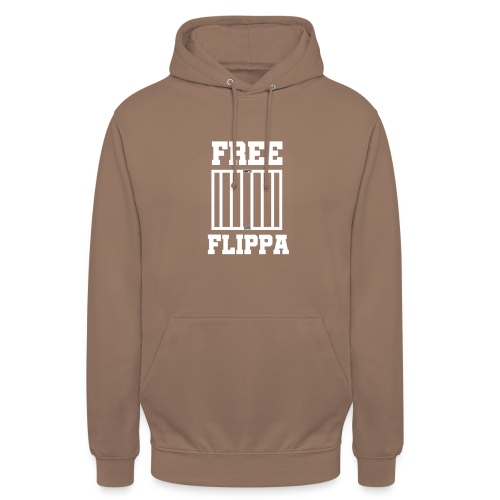 Free Flippa Wit - Hoodie unisex